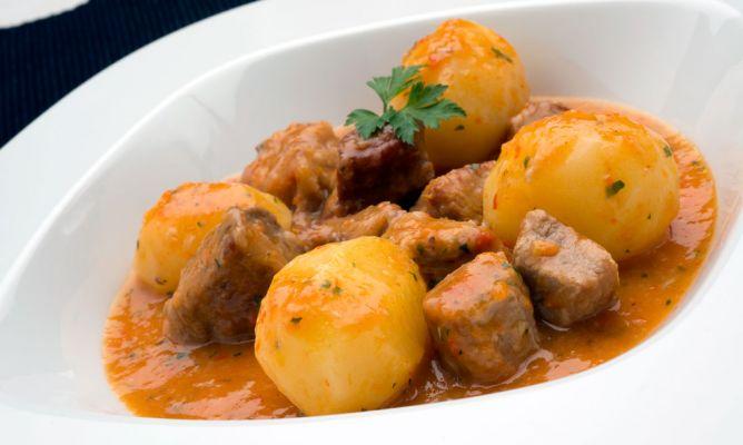 receta con carne de ternera