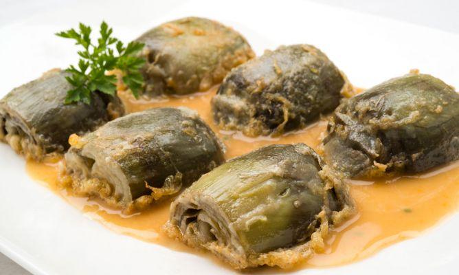 alcachofas recetas