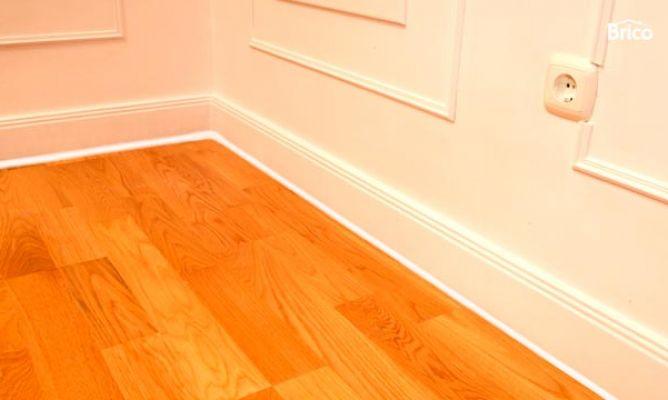 Sellado de juntas en suelo de madera bricoman a - Como reparar un piso de parquet levantado ...