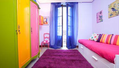 C mo pintar una habitaci n infantil paso a paso bricoman a - Como pintar una habitacion infantil ...