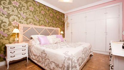 Dormitorio rom ntico con aires orientales decogarden - Dormitorio estilo romantico ...