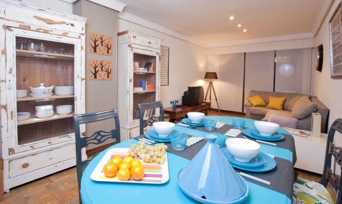 Actualizar el sal n comedor decogarden for Renovar salon clasico