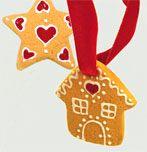 galleta decorativa Navidad