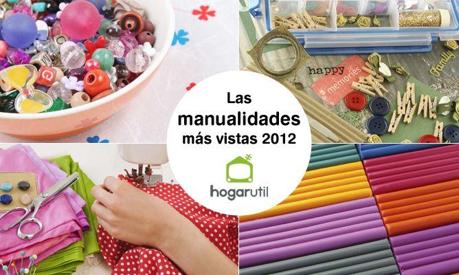 Los v deos de manualidades m s vistos en 2012 hogarmania for Manualidades de jardineria