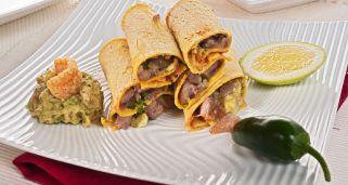 Tacos de trompa
