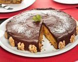 Bizcocho de zanahoria con chocolate (Chocolate carrot cake)