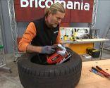 Neumático balancín