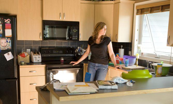 C mo limpiar cuando apenas se est en el hogar hogarmania - Orden y limpieza en el hogar ...
