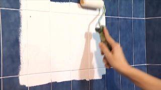 Renovamos un cuarto de baño oscuro y desorganizado, ¡sin hacer obras! - Paso 2