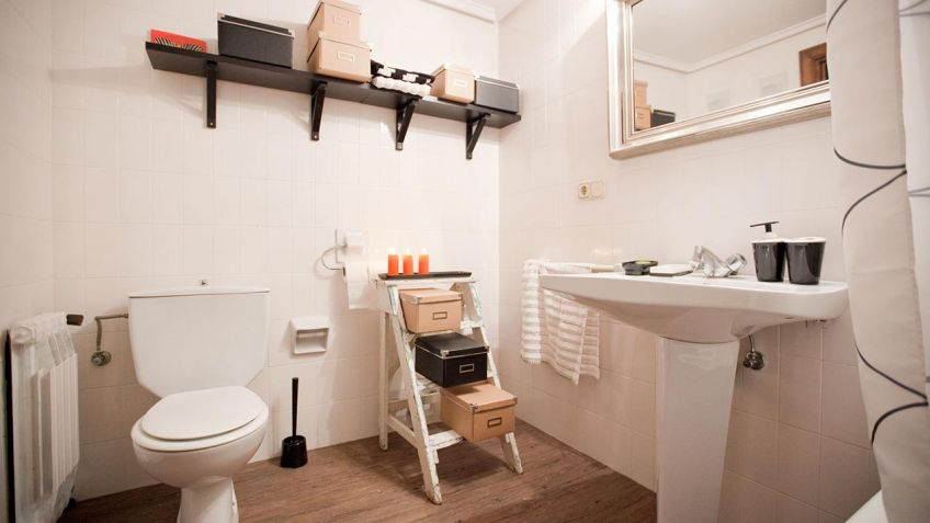 Renovar el cuarto de baño sin obras - Decogarden