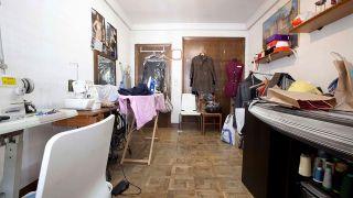 Decorar un taller de costura en casa - Paso 1