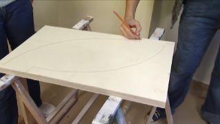 Decorar un taller de costura en casa - Paso 3