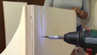Decorar un taller de costura en casa - Paso 4