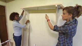 Decorar un taller de costura en casa - Paso 5