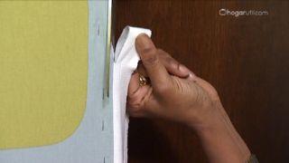 Decorar un taller de costura en casa - Paso 7
