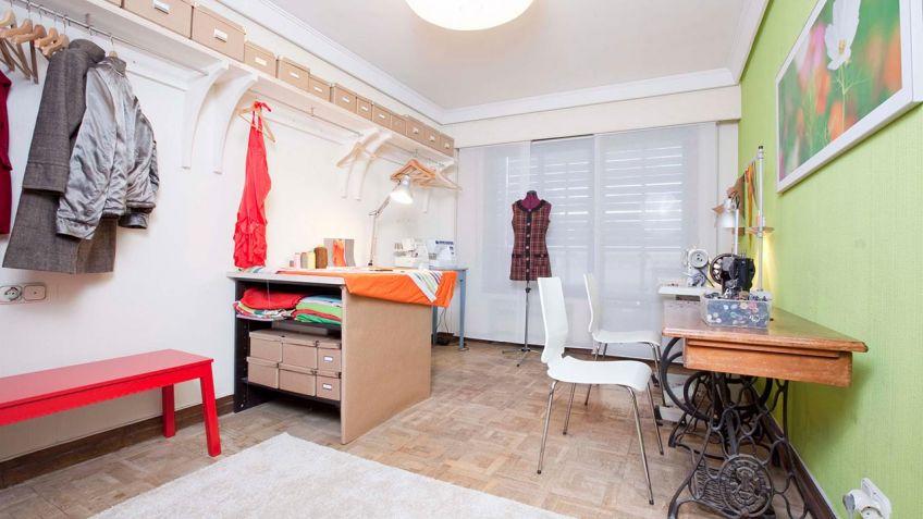 Decorar un taller de costura en casa - Decogarden