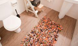 alfombra cuarto de baño