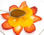 Carpaccio de naranja y fresa - Paso 4