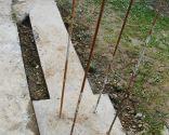 Muro con balaustrada