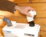 Instalación de inodoro y lavabo paso 4