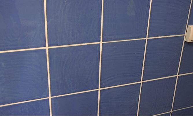Perforar juntas de azulejo bricoman a - Blanquear juntas azulejos ...