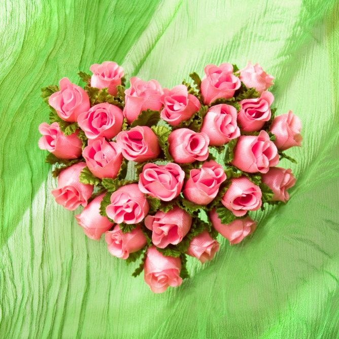 corazones flores 5