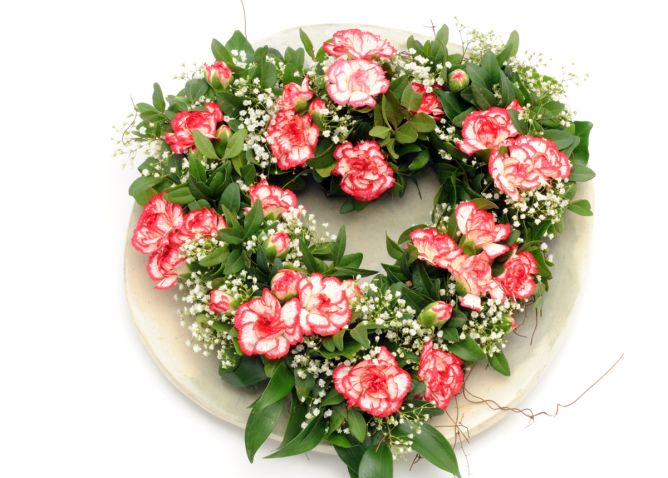corazones flores 4