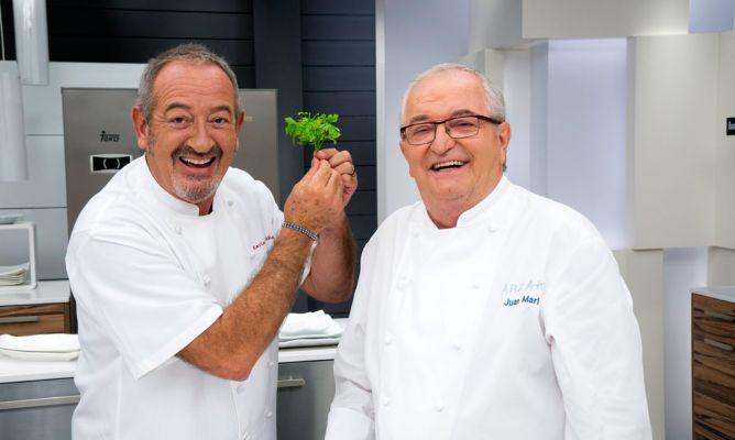 Las recetas de karlos argui ano del 18 al 22 de febrero de for Cocina carlos arguinano
