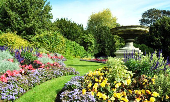 Tareas de jardiner a en febrero hemisferio sur hogarmania - Imagenes de jardineria ...