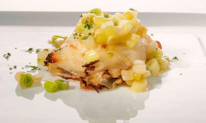Receta de paquetitos de patata con bacalao bruno oteiza for Cocina bacalao con patatas