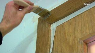 Renovar marco de puerta