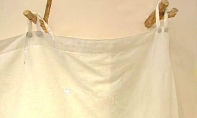 colgadores r sticos para cortinas hogarmania