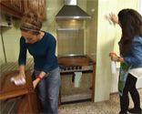 Renovar cocina antigua con poco dinero