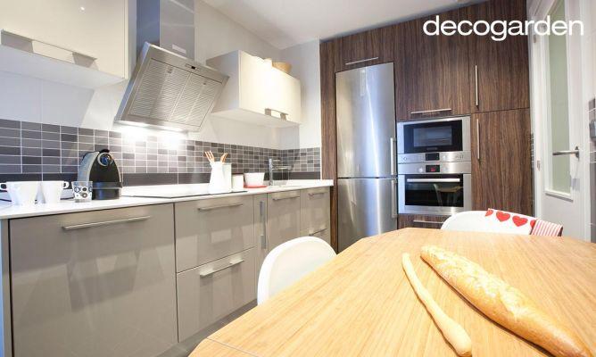 C mo amueblar la cocina decogarden - Amueblar una cocina ...