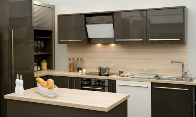 Elegir la campana extractora de la cocina hogarmania - Altura campana cocina ...