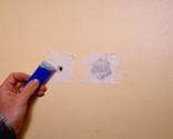 Cómo arreglar los tacos de fijación o tirafondos de una pared paso 2