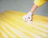 Mantenimiento de encimera con aceite para madera paso 5