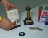 Cómo reparar y arreglar un trofeo paso 1
