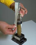 Cómo reparar y arreglar un trofeo paso 3