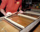 Sustituir cristal simple por cristal doble en una ventana paso 6