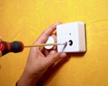 Temporizador para radiadores paso 1