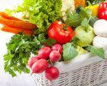 dieta mediterránea - verduras y hortalizas