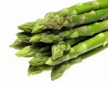 Espárragos y guisantes, hortalizas de primavera