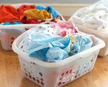 Clasificar la ropa sucia