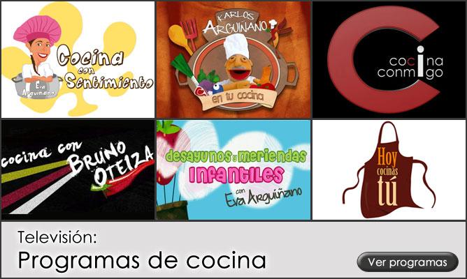 Bolet n de cocina programas de cocina en televisi n for Programas de cocina