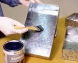 Pintar cajonera metálica