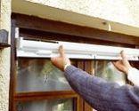 Colocar mosquitera en ventana