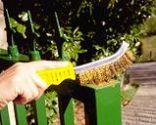 Reparar una verja de hierro