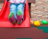 Instalar suelo de caucho granulado - Paso 8