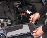 Panel de mantenimiento de batería - Paso 5